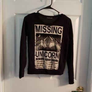 Other - Missing Unicorn sweatshirt 10/12? See measurements